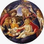 Sandro Botticelli Madonna del Magnificat (mk08) oil painting picture wholesale